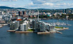 Tjuvholmen i Oslo
