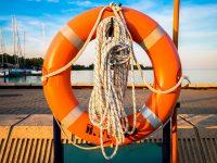 Vær trygg på sjøen