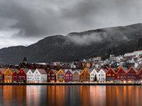 Besøk bergen- Med båt